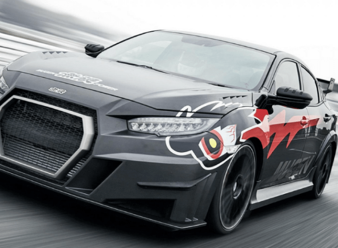 A Tuner Takes the Honda Civic Type R Over the Top