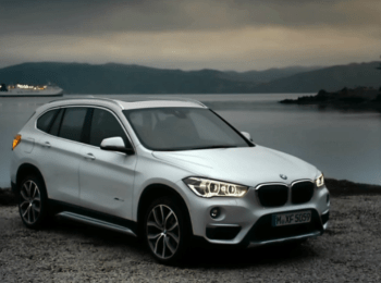 Why Should You Drive the BMW X1