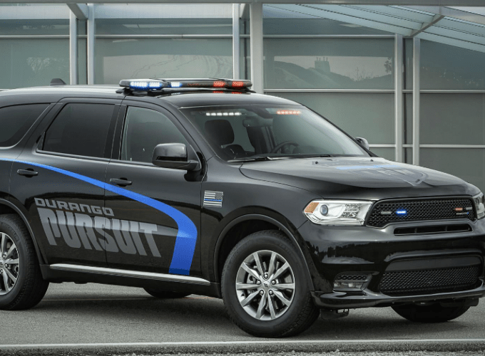 A Dodge Police Vehicle Youd Love to Drive