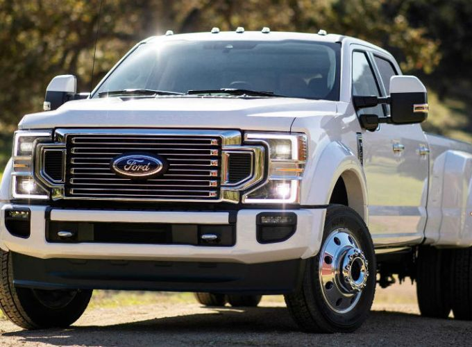 Ford Super Duty Gets the Job Done