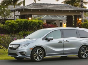 Family Ride - Your Family will Love the Honda Odyssey