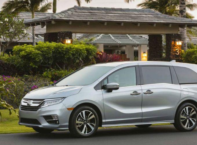 Family Ride - Your Family will Love the Honda Odyssey
