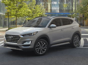 The Hyundai Tucson Just Makes Sense