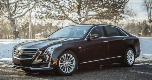 The Cadillac CT6 Plug-In Hybrid is Large, Luxury, and Hybrid