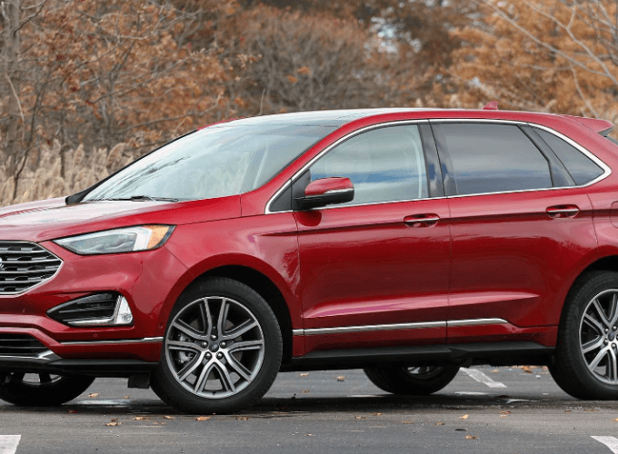 2019 Ford Edge: In a Stronger Position
