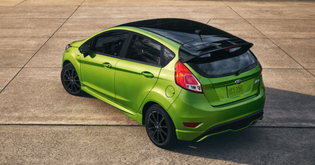 2019 Ford Fiesta: The End of an Era