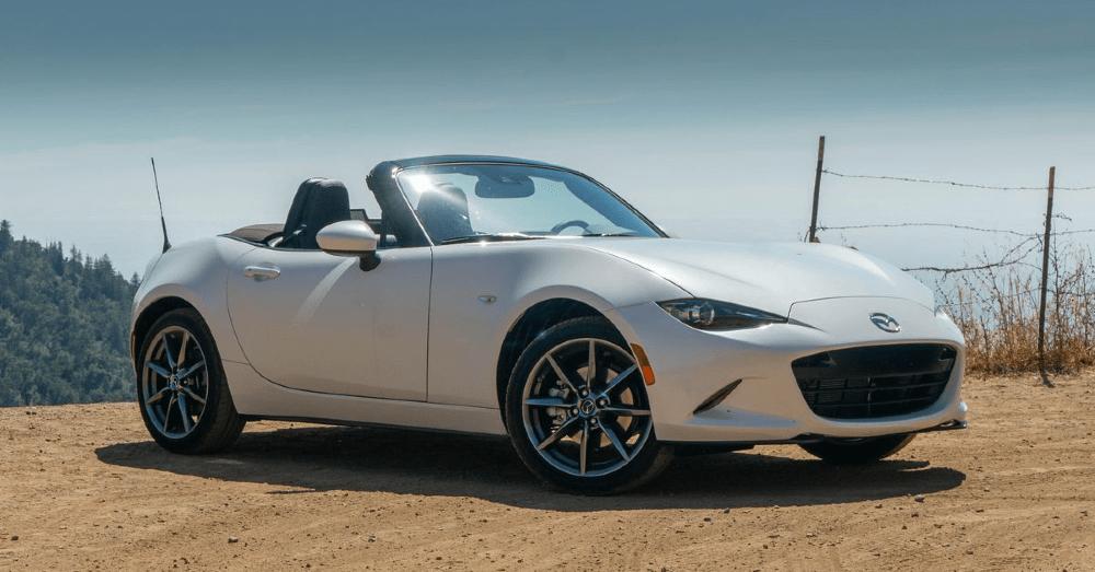 2019 Mazda MX-5 Miata: Massive Fun in a Small Package