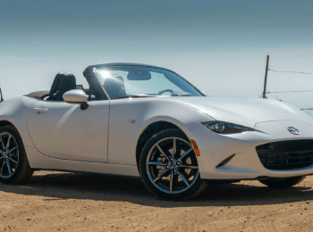 2019 Mazda MX-5 Miata: Massive Fun in a Small Package