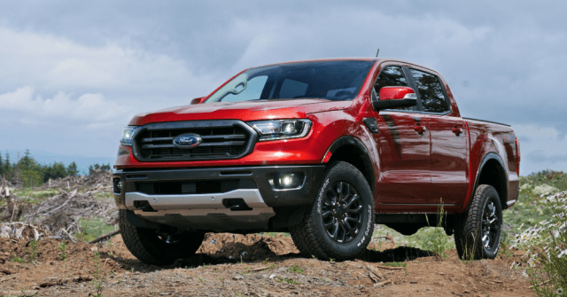 The New 2019 Ford Ranger Arrives