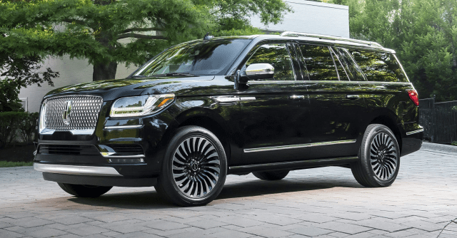 The Purity of the Lincoln Navigator Black Label