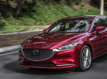 2019 Mazda6: The Premium Marquee