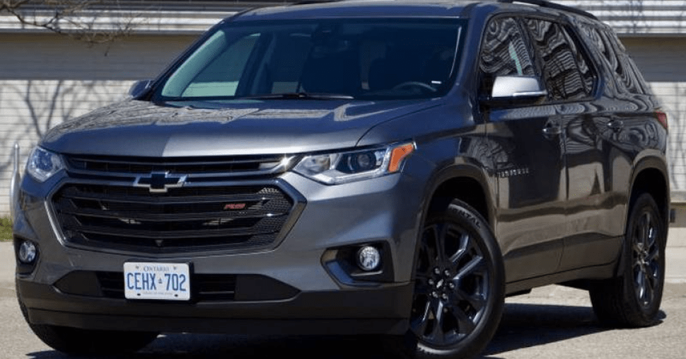 Driving Right in the Chevrolet Traverse