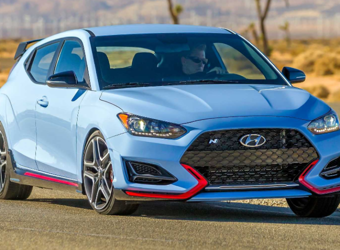 2021 Hyundai Veloster: Fun, Sporty, and Ready to Drive