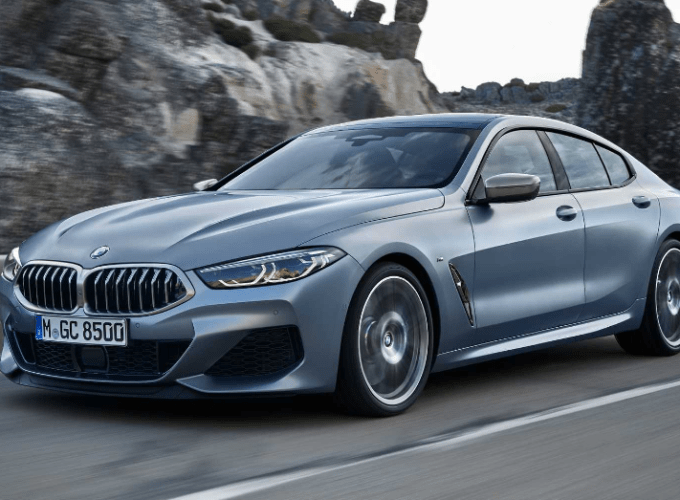 BMW 8 Series Gran Coupe - This BMW is Grand in Every Way