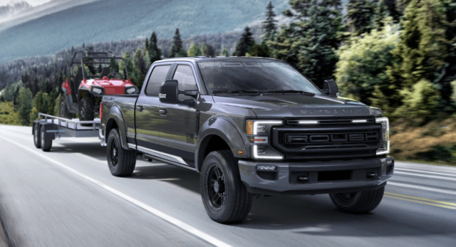 The New Super Duty Ford Throws its Name in the Ring