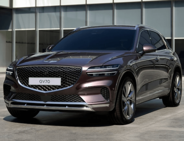 Look Out Porsche Macan, the Genesis GV70 is Coming for You
