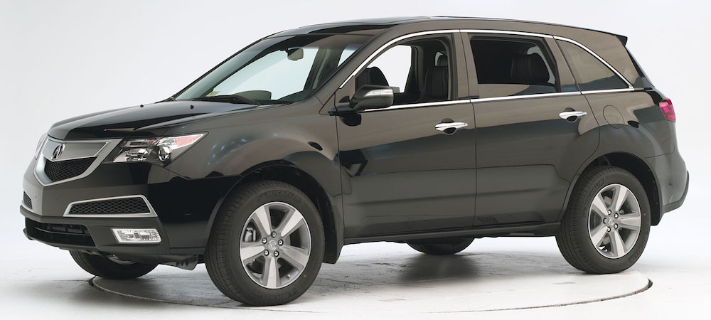 2013 Acura MDX Certified Used Cars