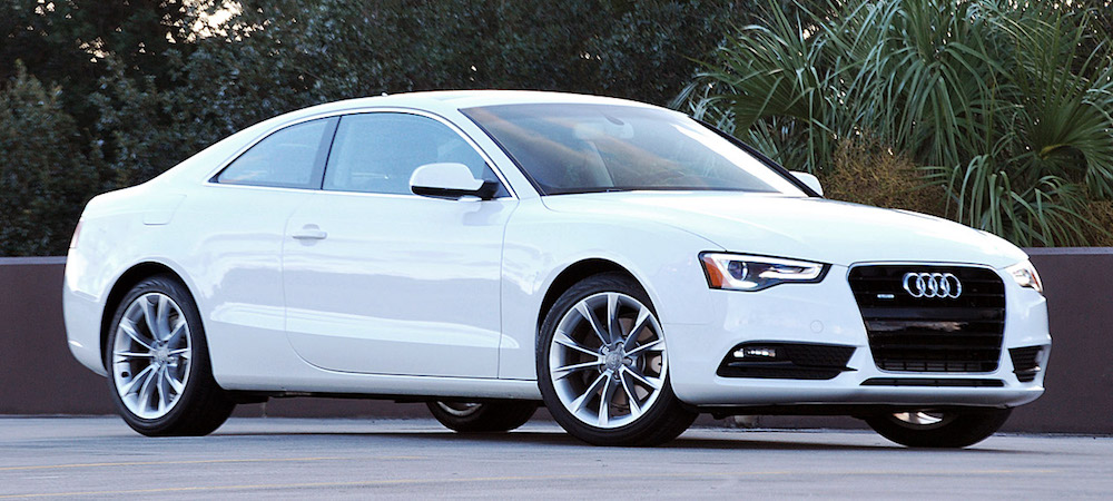 2013 Audi A5 Certified Used Cars