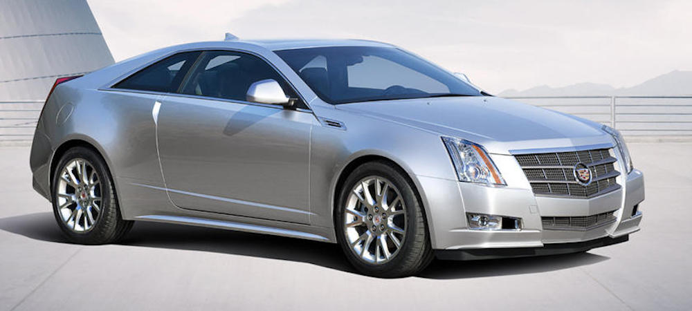 2013 Cadillac CTS Certified Used Cars