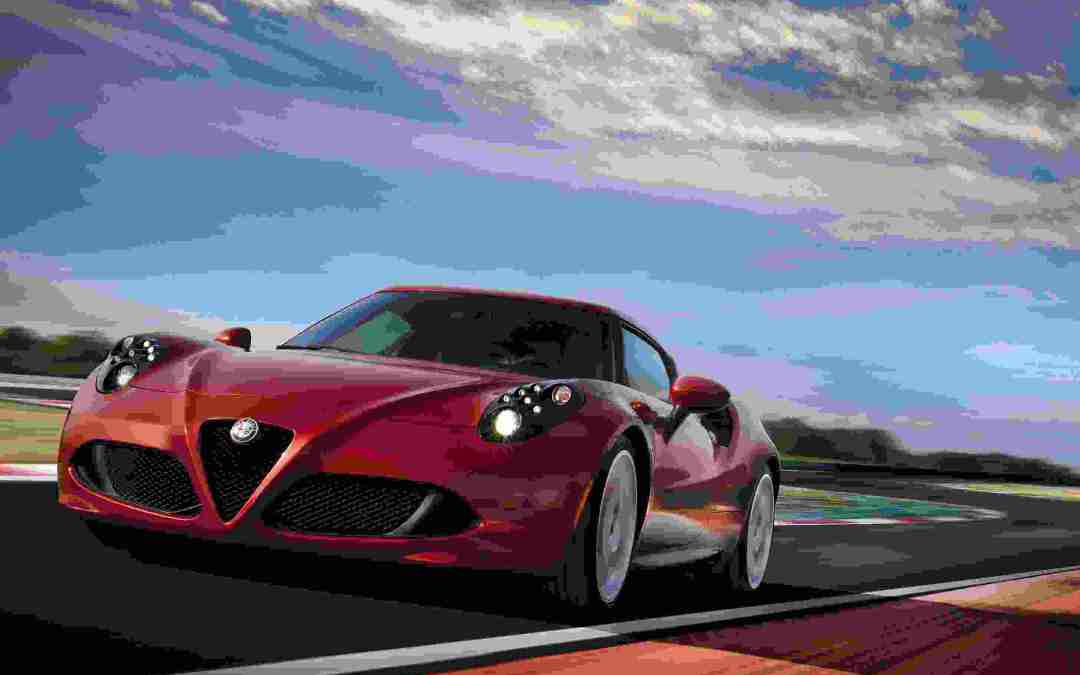 "Alfa Romeo 4C ""Launch Edition"""