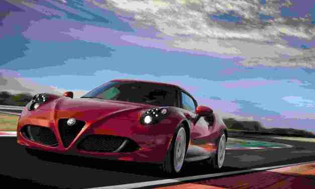 "Alfa Romeo 4C ""Launch Edition"""