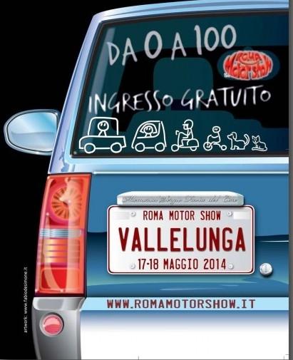 59ma edizione del Roma Motor Show 2014