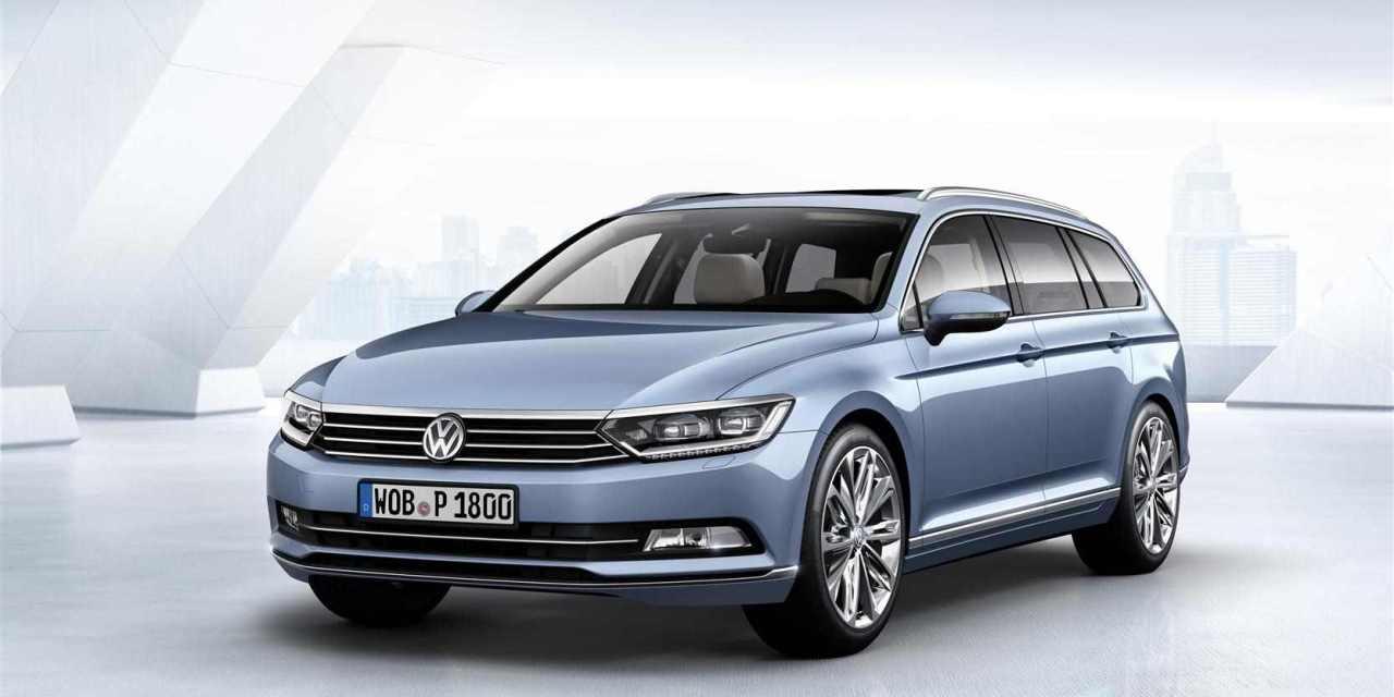 Anteprima mondiale della Volkswagen Passat ottava generazione