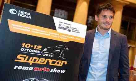Tutto Pronto per  Supercar – Roma Auto Show