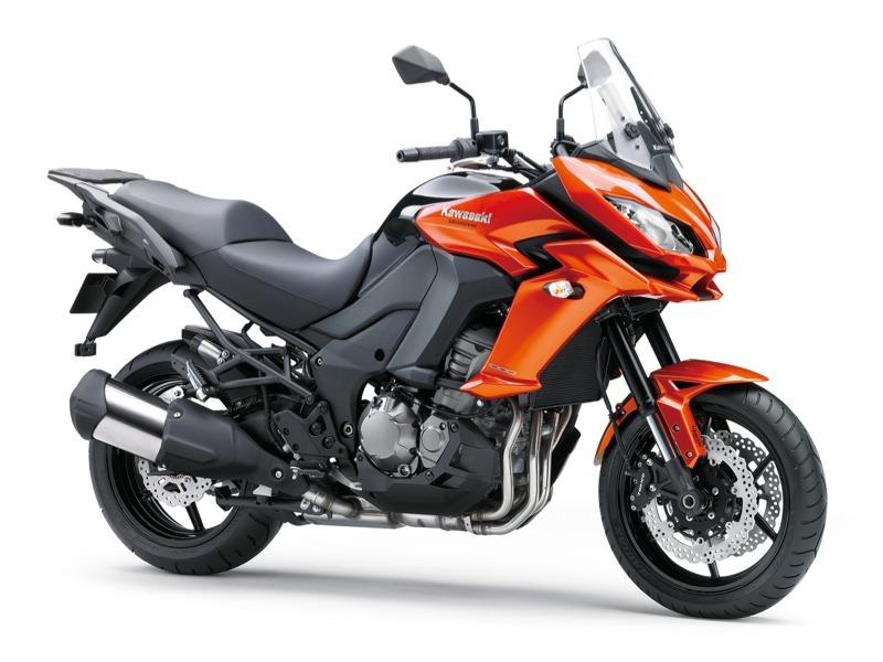 Kawasaki svela la nuova Versys 1000 per il 2015 a Intermot 2014
