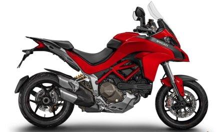 La nuova Ducati Multistrada 1200 all'EICMA 2014