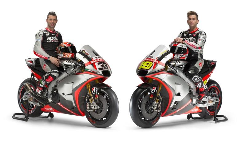 La nuova sfida di Aprilia si chiama MotoGP.