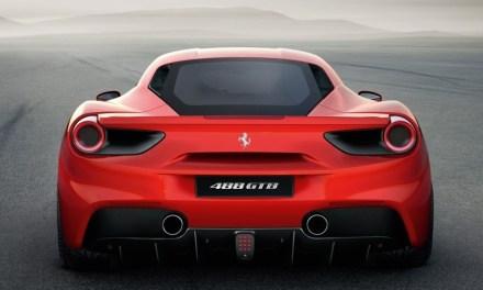 Ferrari 488 GTB nuovo punto di riferimento per settore