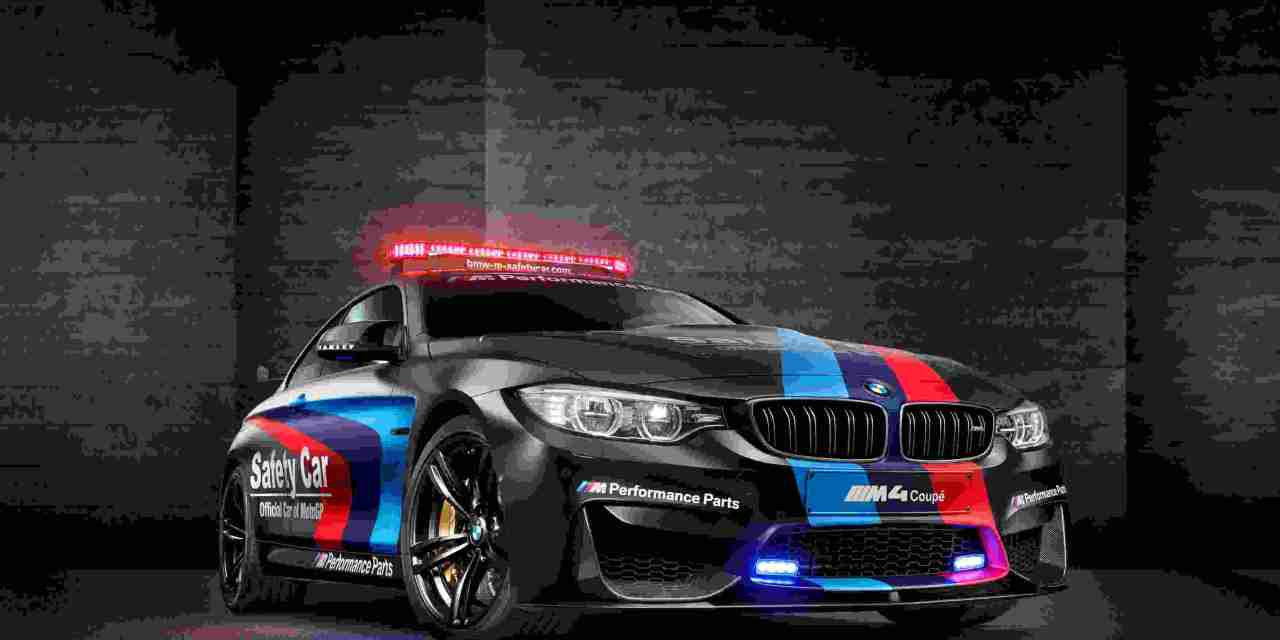 BMW M4 MotoGP Safety Car 2015