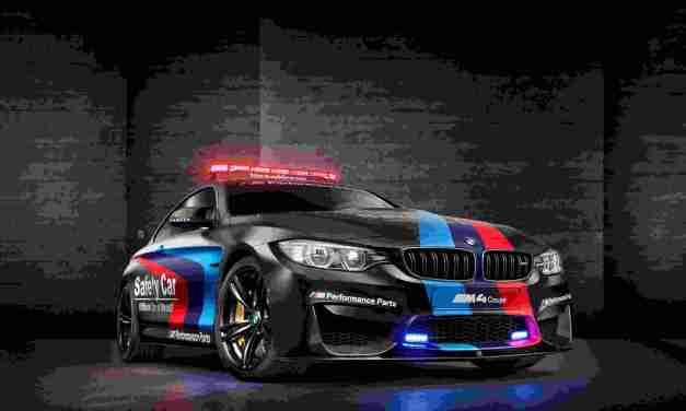 BMW M4 MotoGP Safety Car 2015
