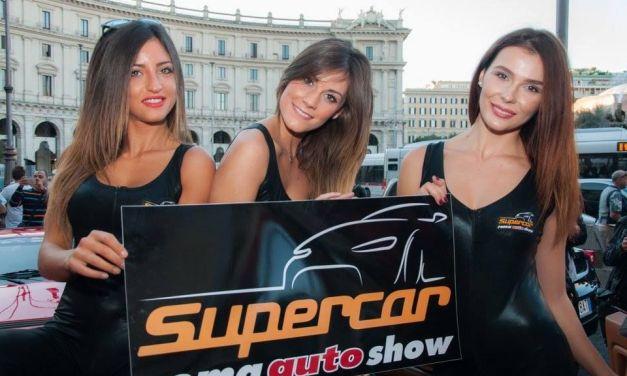 ROMA SUPERCAR: AL VIA L'EDIZIONE 2015!