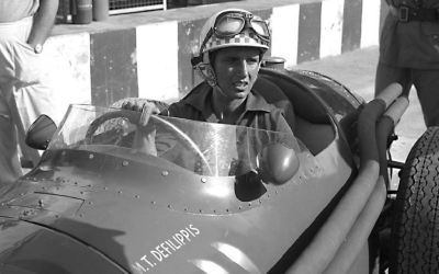 É scomparsa Maria Teresa de Filippis la prima donna italiana a disputare una gara di F1.