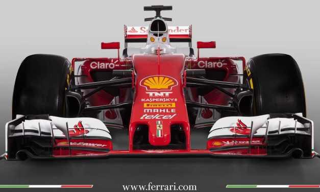 Passione Rossa #ReadySetRed Ferrari SF16-H 2016
