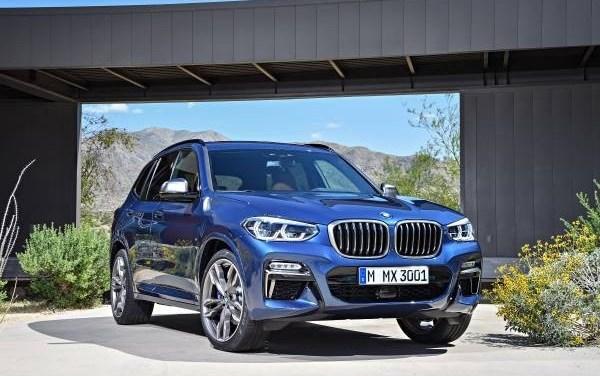 BMW X3: FUORISTRADA DI LUSSO CON IMMAGINE SPORTIVA
