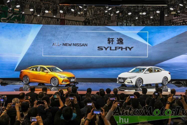 AutoMotorTv, Nissan, Slyphy, 2020