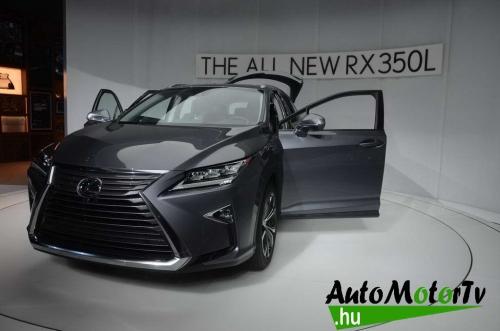 20171126 LA MShow Lexus