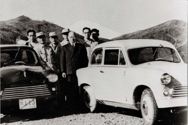 1954_Suzuki_History_testovani_Suzukight