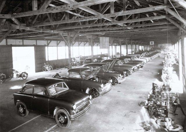 1955_Suzuki_History_tovarna