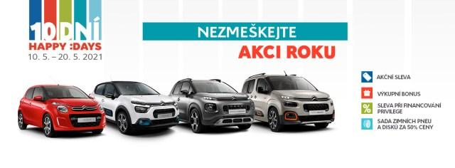 Citroën Happy Days 2021
