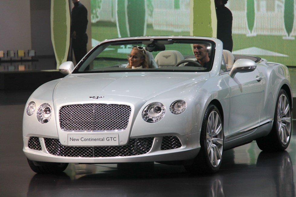 Bentley Continental GTS