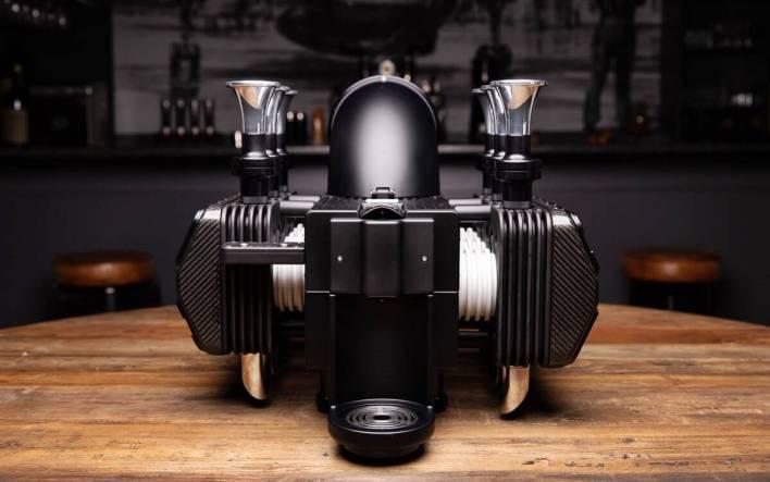 Espresso Veloce RS Black Edition 1