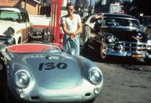 Photo of El Porsche maldito de James Dean