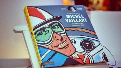 Photo of Michel Vaillant: El héroe del cómic que fue rival de Juan Manuel Fangio y Ayrton Senna