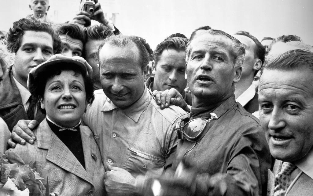GP de Francia de 1954: El Milagro de Reims
