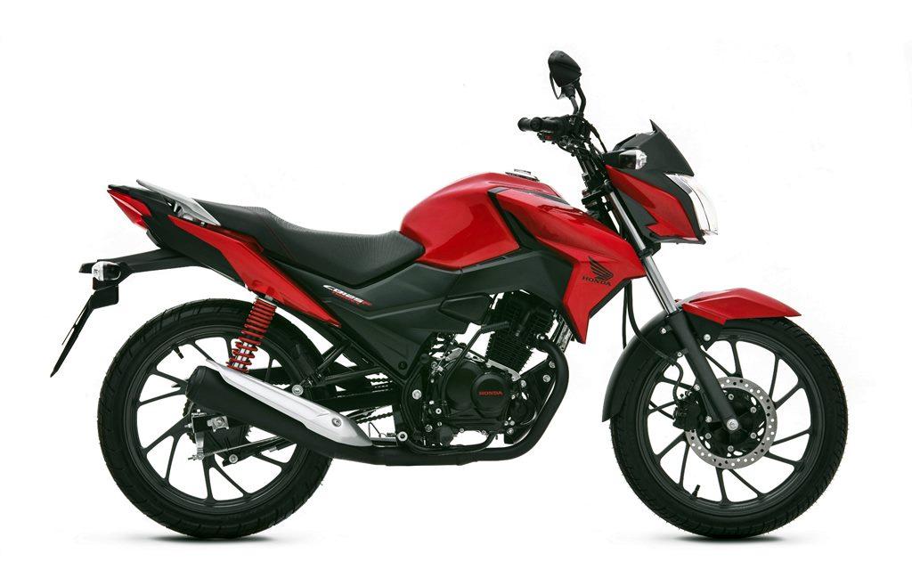 Honda CB125F Twister: Facilidad de conducción, seguridad y bajo consumo