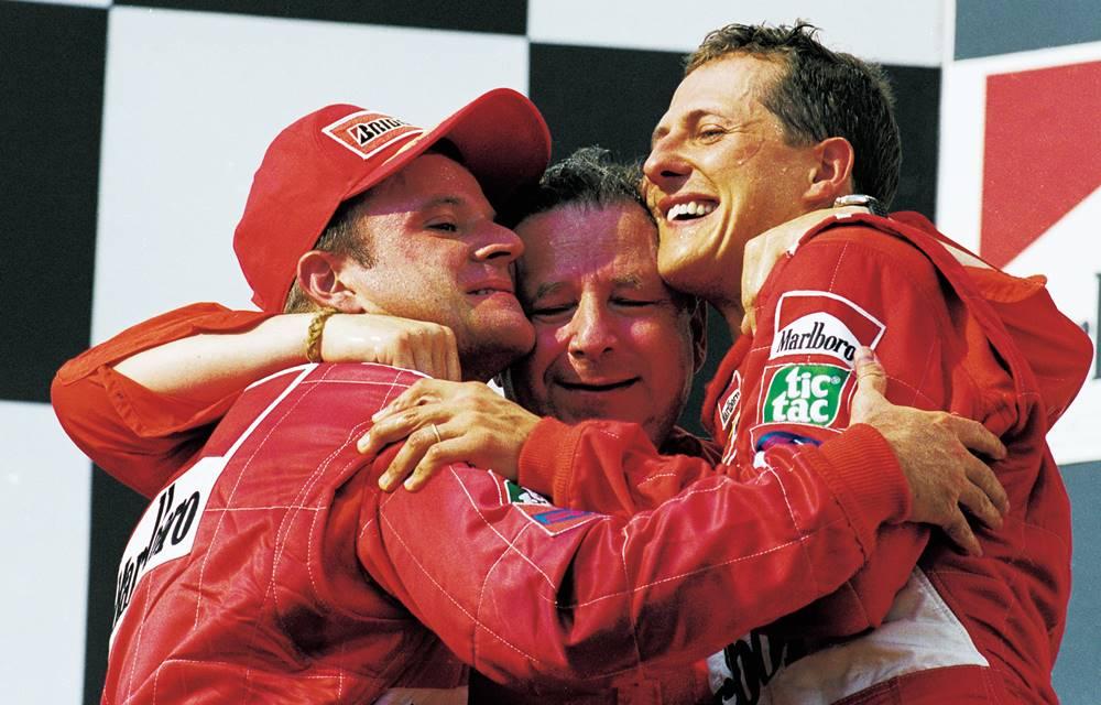Jean Todt reveló qué sucedió en el GP de Austria de 2002
